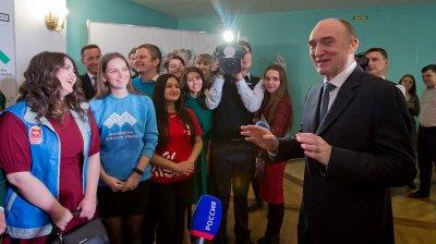 Поддержка молодежных инициатив является приоритетной задачей для России
