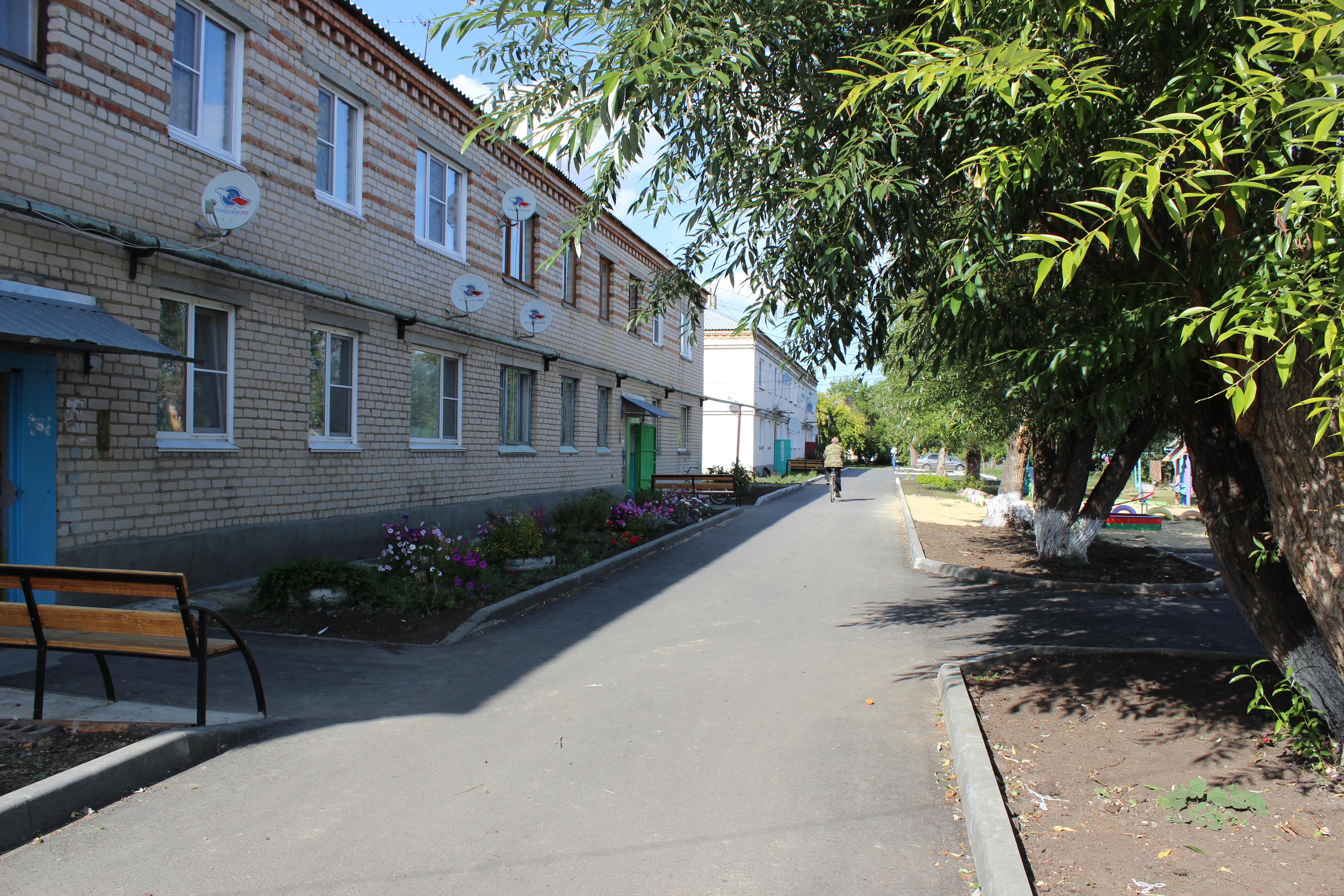 В Увельском районе обсуждают продолжение реализации программы «Формирование комфортной городской среды»