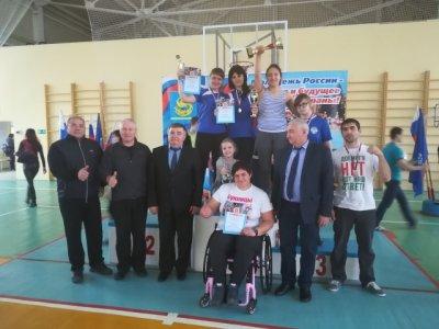 Областные соревнования по мас-рестлингу среди сельских спортсменов Челябинской области.