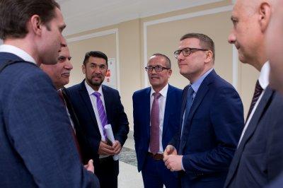 Алексей Текслер рассказал о работе в сфере межнациональных отношений в регионе