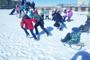 Рождественские школьники приняли участие в фестивале «Выходи гулять!»