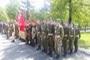 Областной смотр-конкурс среди военно-патриотических клубов