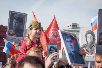 Южноуральцев приглашают присоединиться к шествию «Бессмертного полка»