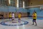 Увельские баскетболистки взяли «серебро» областного турнира