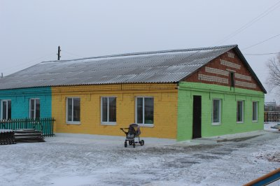 В селе Мордвиновка при поддержке губернатора и депутатов преобразились школа и детский сад