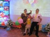 Татьяна, Ирина и Сергей Вялковы