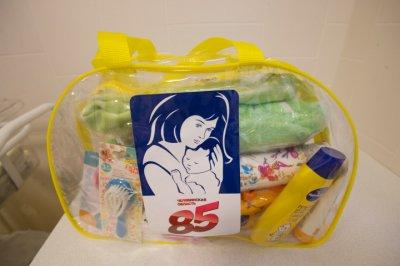 «Подарок новорожденному»: более трех тысяч семей получили подарочные наборы в честь 85-летия Челябинской области