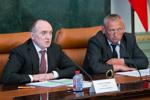 Заседании Палаты сельских поселений Совета муниципальных образований