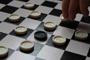 Впервые состоялись соревнования по шашкам среди школьников