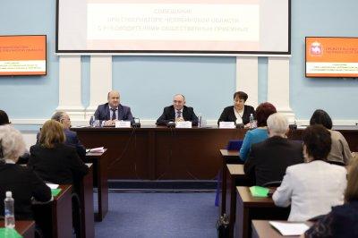 Борис Дубровский: Более двух тысяч обращений рассмотрено в общественных приемных губернатора с положительным результатом