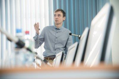 В ЮУрГУ состоялась защита финальных проектов молодёжного научно-инновационного конкурса «УМНИК»