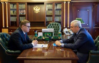 Алексей Текслер объявил о кадровых изменениях в правительстве